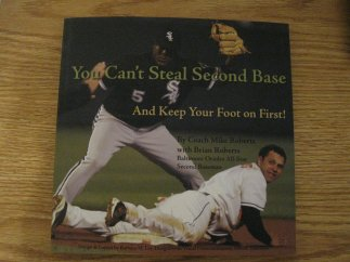 Roberts Shares Stolen Base Wisdom in New Book