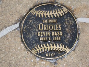 The Eutaw Street Chronicles: June 8, 1995