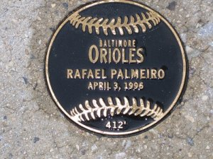 The Eutaw Street Chronicles: April 3, 1996