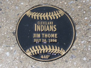 The Eutaw Street Chronicles: Jim Thome - July 26, 1996