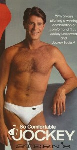 Jim Palmer, brought to you by Bare Necessities