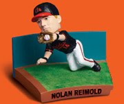 Nolan Reimold Mini Bobblehead Night