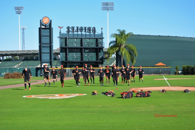 Baltimore Orioles Pitchers, Orioles Minicamp