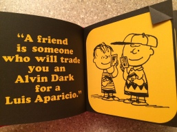 Peanuts - Luis Aparicio