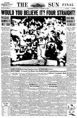 1966 Baltimore Sun