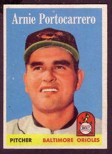 Arnie Portocarrero Card