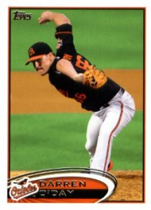 Darren O'Day Card