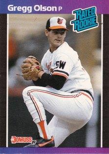 Gregg Olson, Baltimore Orioles
