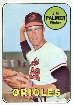 Jim Palmer, Baltimore Orioles