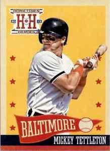 Mickey Tettleton, Baltimore Orioles