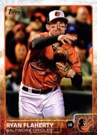 Ryan Flaherty, Baltimore Orioles