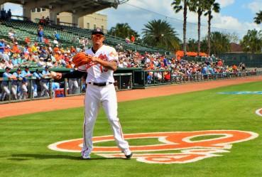 Manny Machado, Baltimore Orioles, Spring Training