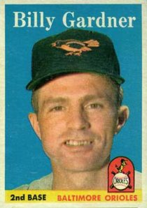 Billy Gardner, Baltimore Orioles