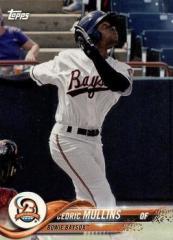 Cedric Mullins Baseball Card