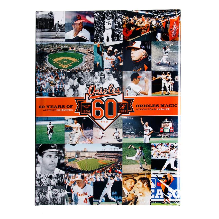 Baltimore Orioles book